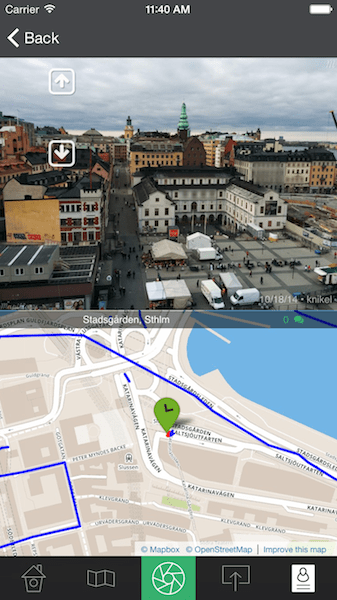 Mappilary screenshot