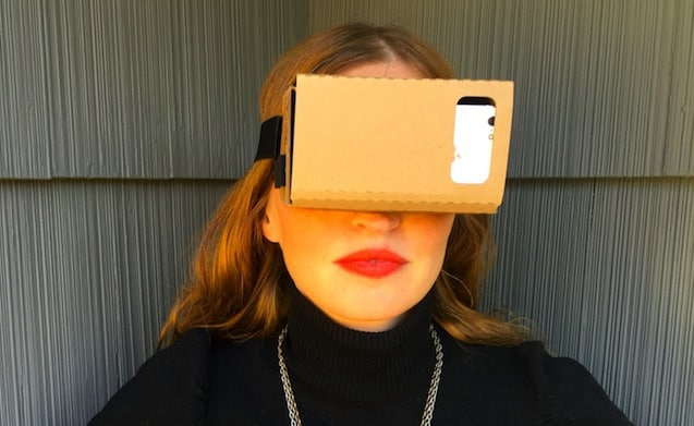 The next big thing : Interactive VR