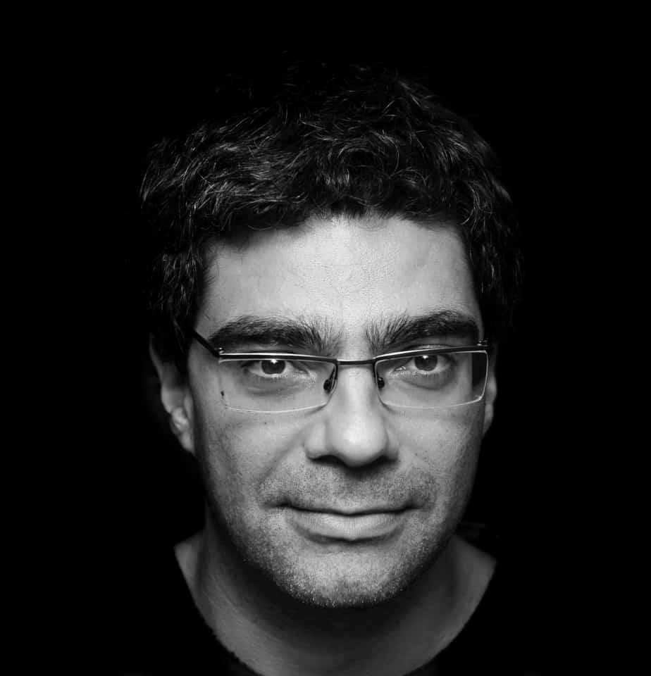 Storyo founder, Manuel Costa
