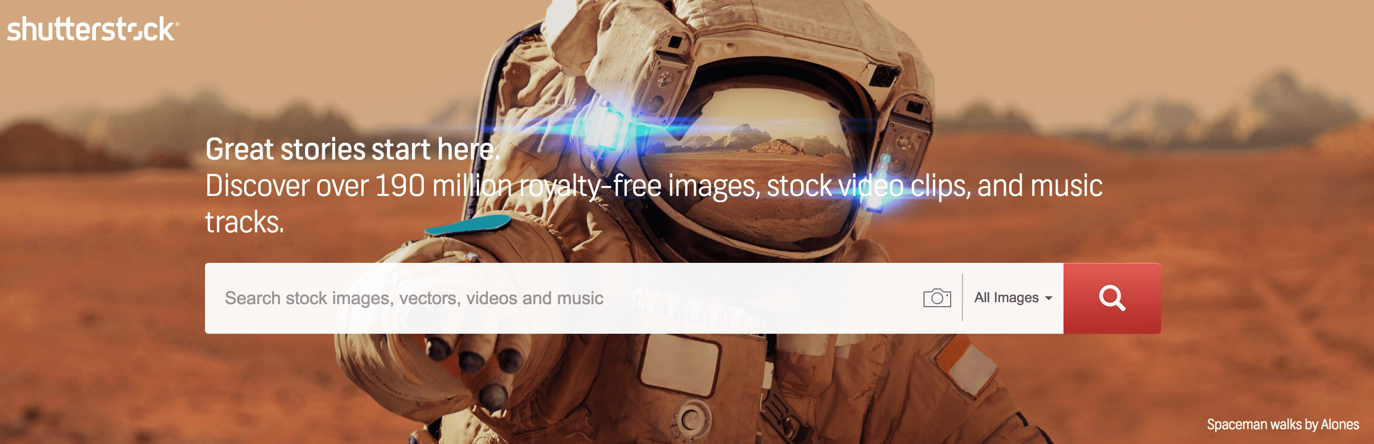 Can Shutterstock compete with 12 images downloaded per second ?